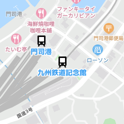 九州鉄道記念館駅の周辺地図