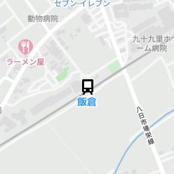 飯倉駅の周辺地図